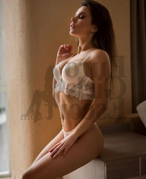 Vesna erotic massage in Steamboat Springs, call girl
