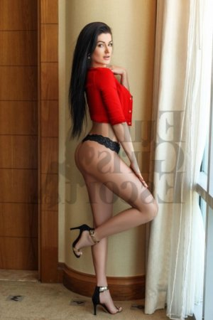 Jahnaelle escort girls, tantra massage