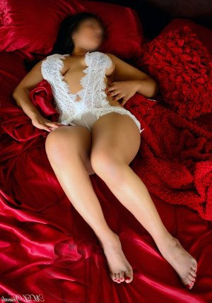 Chamsia escort girls in Johnston IA & nuru massage